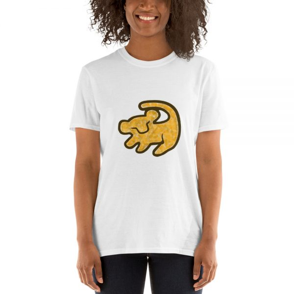 Camiseta Rey León Simba