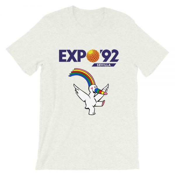 camiseta expo 92