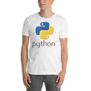 camiseta python