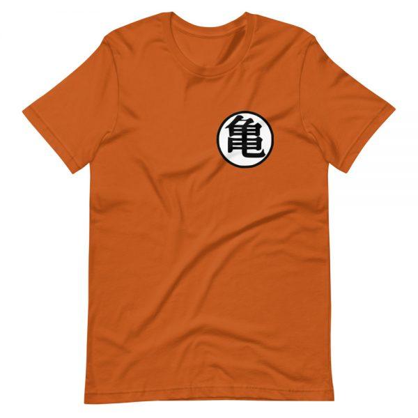 Camiseta Goku entrenamiento